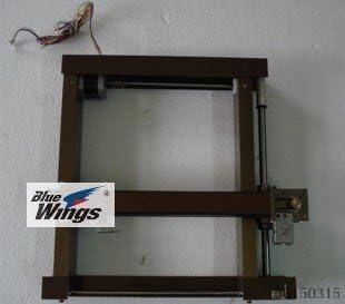 TEN-HIGH ® Juego de rieles, plotter grabado láser máquina ...