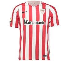 NIKE ACB Y Nk Dry Stad JSY SS Hm Camiseta de Manga Corta Niños