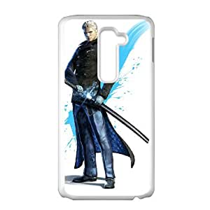 dmc devil may cry LG G2 Cell Phone Case White 53Go-405474