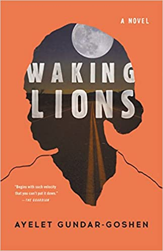 Image result for book cover waking lions