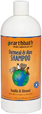 Earthbath Oatmeal Shampoo Vanilla Almond product image