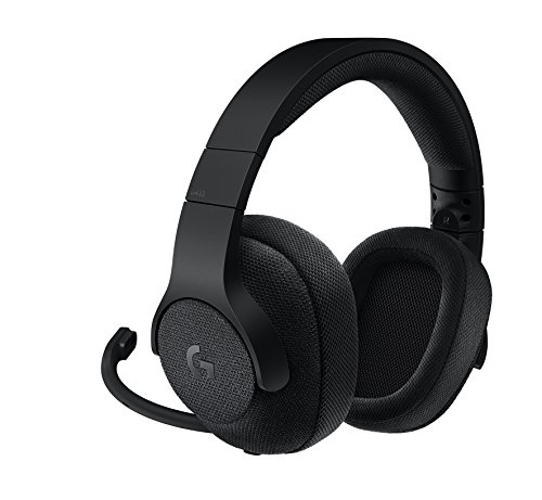 Logitech G433 - Gaming Headset, color Negro - Ultimate Edition
