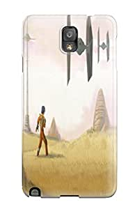 Excellent Design Star Wars Rebels Phone Case For Galaxy Note 3 Premium Tpu Case