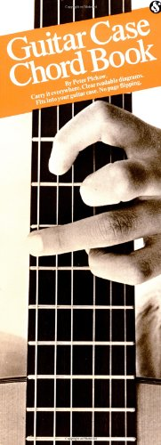 The Original Guitar Case Chord Book: Compact Reference Library ()