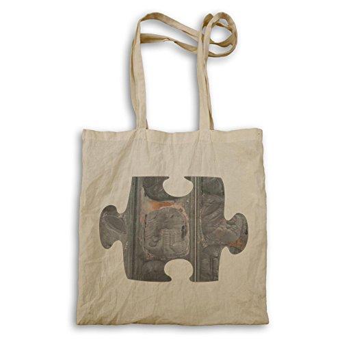 Puzzle Schönes Bild Wunderbares Bild Tragetasche e522r