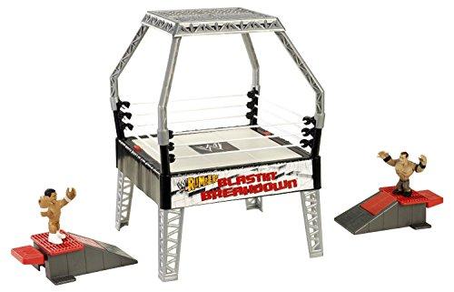 WWE Rumblers Blastin Breakdown Playset
