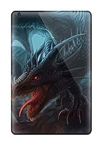 Sanp On Case Cover Protector For Ipad Mini/mini 2 (dragon)