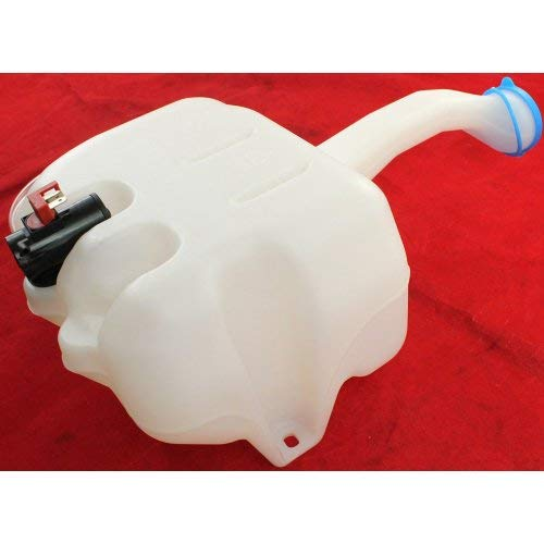 Sedan - Japan//USA Built Garage-Pro Washer Reservoir for HONDA ACCORD 1998-2002 Assembly with Cap and Pump 4 Cyl Coupe//
