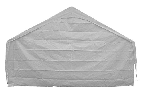 Impact Canopy 20x20 Sidewall Kit Only for Portable Carport Canopy Garages -  Walls ONLY
