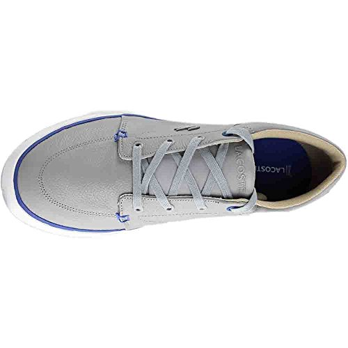 Athletic Mens Lacoste Vulc Bayliss Shoe GreyLeather 1vwxqR