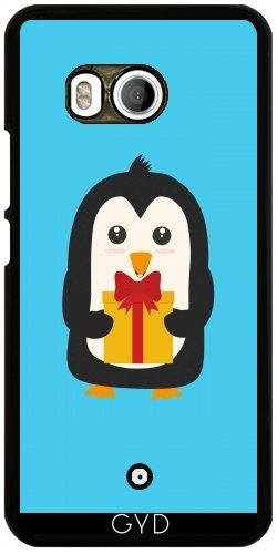 Funda para Htc U11 - Pingüino Con by ilovecotton