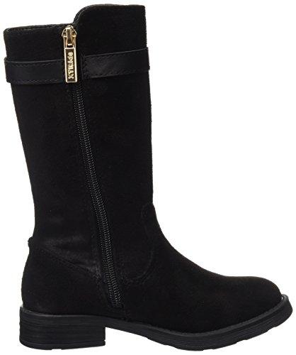 XTI Mädchen 055109 Booties Black (Schwarz)