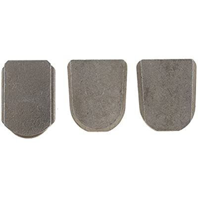 Dorman 76864 Rear View Mirror Bracket Assortment, 3 Piece: Automotive