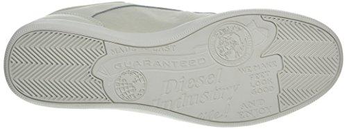 Diesel Mens Happy Happy S-aarrow Fashion Sneaker Ice