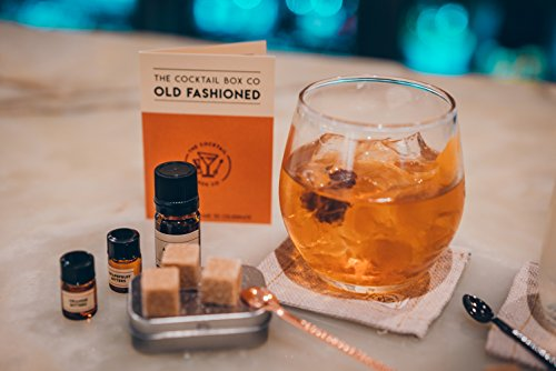 Cocktail Kit - The Old Fashioned - Makes 6 Premium Cocktails by The Cocktail Box Co. (Image #5)