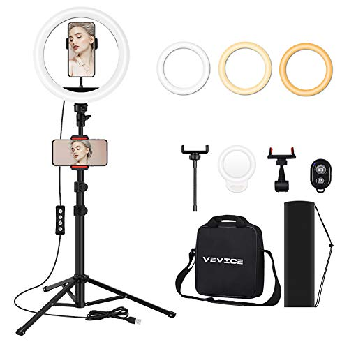VEVICE Ring Light Kit