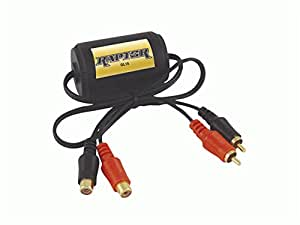 raptor gl15 ground loop isolator car electronics. Black Bedroom Furniture Sets. Home Design Ideas