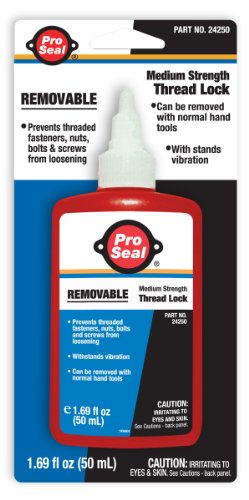 Pro Seal 24250 Blue Threadlock. 50ml