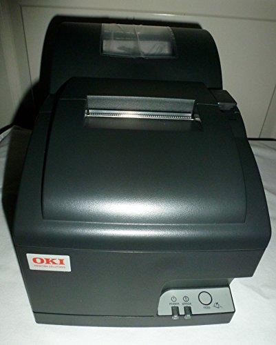OKI Data OKIpos 441J Serial 9-Pin Dot Matrix Printer, Serial Port, Charcoal by OKIPOS (Image #5)