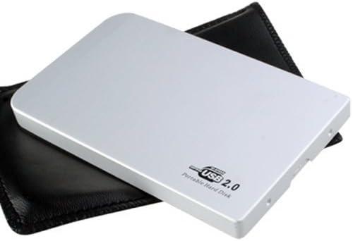TOOGOO(R) USB 2.0 Caja externa p Disco Duro aluminio IDE 2.5 inch: Amazon.es: Electrónica