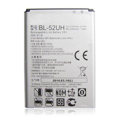 LG Optimus L70 MS323, L70 Dual D325, L70 D320, LG L65 D280 Standard Battery (BL-52UH)