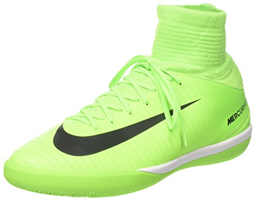 Nike Oceania Nm Leather Womens446319 Electric Green