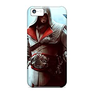 Defender Case For Iphone 5c, Assassins Creed Pattern