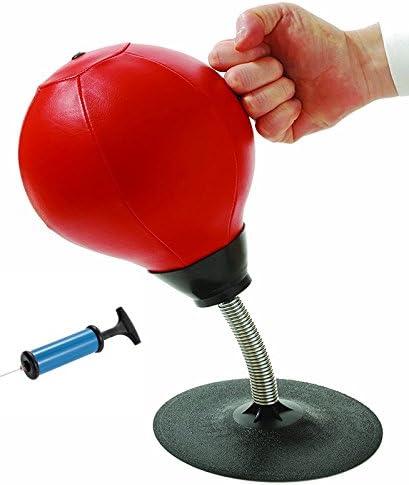 Bola de Boxeo de Escritorio, Zimo Velocidad Ball Punching Ball ...
