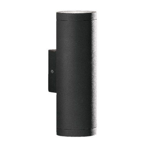 Eglo Lighting 84003A Riga - Two Light Wall Sconce, Anthracite Finish (Riga Wall Lamp)