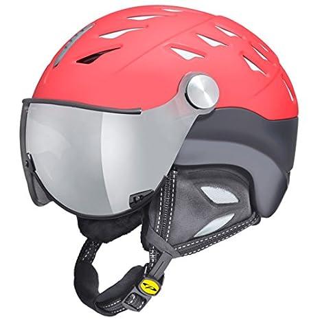 CP-Fashion CP Cuma visera casco de estilo, color , tamaño 53-55 ...
