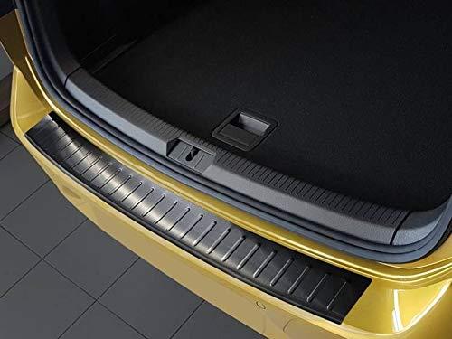 Fahrzeugspezifischer Ladekantenschutz aus Edelstahl mit 3D Abkantung AZ29000009