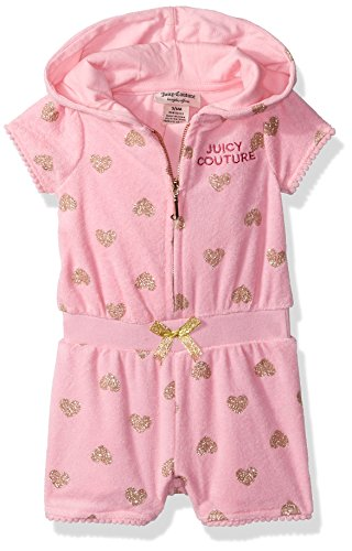 juicy-couture-baby-girls-hooded-rompers-pink-6-9m