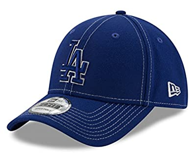 New Era Los Angeles Dodgers 9Forty MLB The League Class Adjustable Hat by New Era Cap Co,. Inc.
