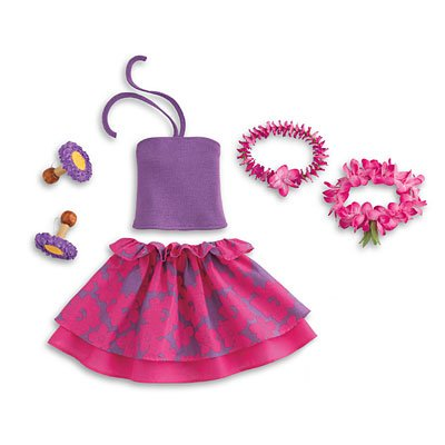 American Girl Kanani's Luau Outfit Set for Doll by American Girl