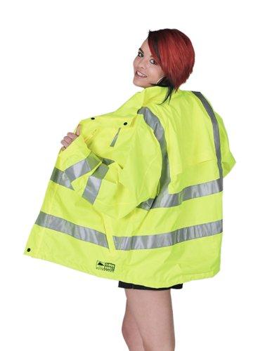 Mine Tools Cloud Burst Monsoon Outerwear Lined Jacket SCP14008000XXL- 2XL (Monsoon Waterproof Jacket)