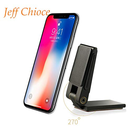Non Magnetic Phone Holder for Car-EVO Advanced Nano Suction tech car Phone Holder Without Metal PatNonmagnetic Magnetic Vehicle Phone Stand Suitable for Smooth backplane