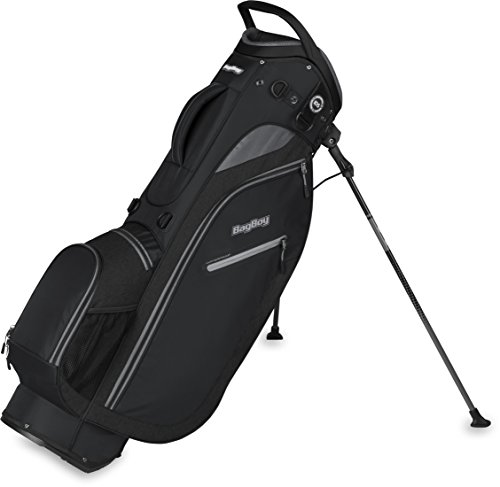 Bag Boy Golf TL Stand Bag (Black)