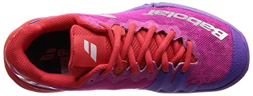 Pink Women's Pink Badminton Shoes Babolat qORXTq