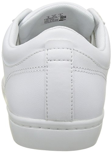 Wht Straightset Lacoste Homme Baskets Blanc 001 BL 1 Cam 0CwanqCd