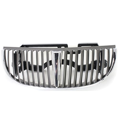 lincoln town car grill emblem - 2
