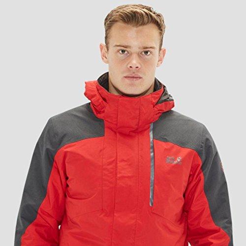 Jacket Men窶冱 Jack Hardshell 1 Sky Viking 3 Wolfskin In HBqB7w8