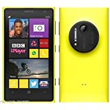 Nokia Lumia 1020 Yellow Rm-875 (Factory Unlocked) 41mp Pureview Camera, 32gb