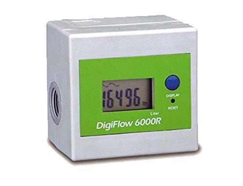 Compteur d'eau numérique 'ForHome® Digiflow 6000' For Home
