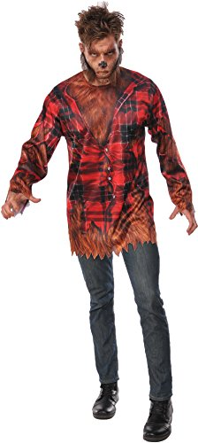 Rubie's Men's Werewolf Costume, As Shown, Extra-Large -