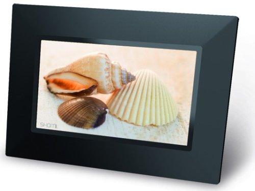 - GiiNii SH-702B 7-Inch Analog Picture Frame (Black)
