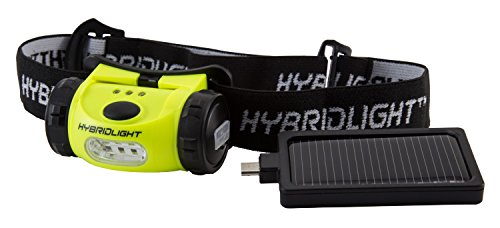 Lantern Hybrid - Hybridlight Solar Head Lamp,75 Lumens, Yellow 1236
