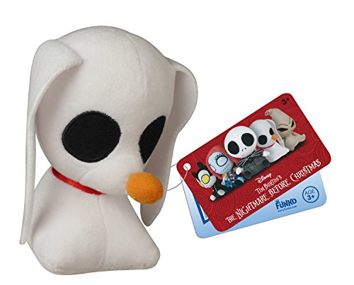 Funko Mopeez: Nightmare Before Christmas Action Figure, Zero -