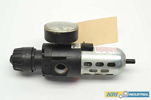 WILKERSON CB6-04-F00 0-125PSI 150PSI 1/2IN PNEUMATIC FILTER-REGULATOR B416211 by Wilkerson