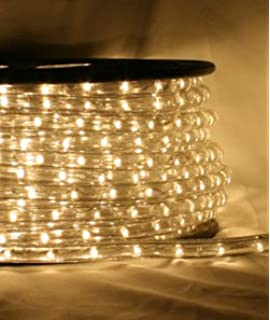 Amazon holiday time 18 clear crystallized rope light by cbconcept 12vlr30ft ww low voltage 12v warm white 30 feet 2 wire 1 aloadofball Gallery