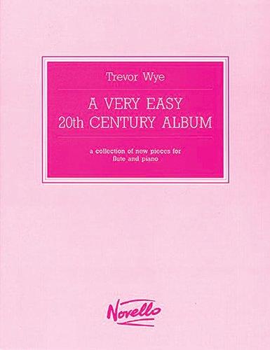 A Very Easy 20th Century Album: Flute/Piccolo